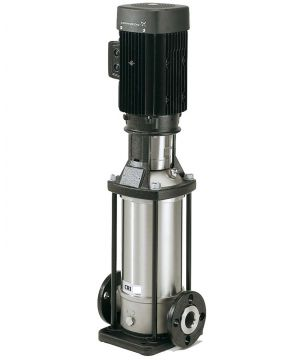Grundfos CRI 10-12 A FGJ I V HQQV 4.0kW Vertical Multi-Stage Pump - 415v