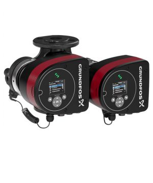 Grundfos Magna3 D 100-60F Variable Speed Circulator - Twin Head