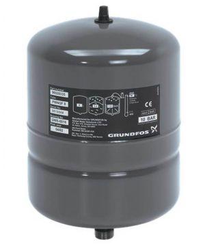 Grundfos GT-H-8-V Vertical Diaphragm Tank - 10 Bar - 8Ltr