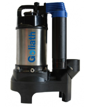 Goliath Super Automatic Submersible Pump - 230v - with Z FLOAT