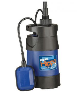 Clarke Hippo 5A 750W Submersible Pump - 230v