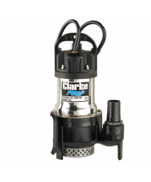 Clarke HSE130 Submersible Pump - Manual - 230v