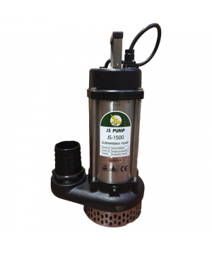 JS 1500 Manual Submersible Pump - 3 inch - 230v