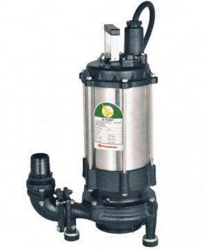 JS GST-37 Submersible Grinder Sewage Pump - 2 inch - 415v