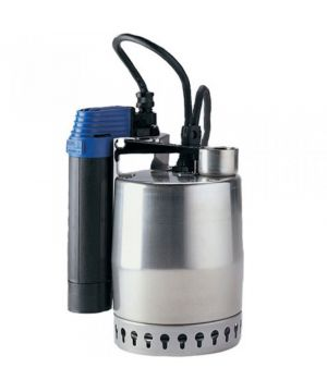 Grundfos Unilift KP 350-AV-1 Submersible Pump - With Tubular Float Switch - 240v