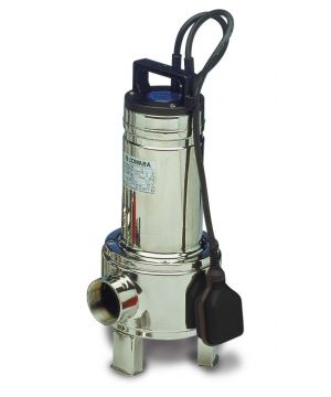 Lowara DOMO7VX/B automatic submersible pump, 230v [Includes float switch].