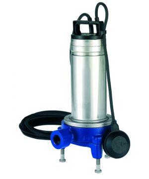 Lowara Domo GRI SG manual submersible grinder pump, 230v [No float switch].