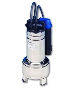 Lowara DOMO7VX/B GT UK automatic submersible pump, 230v [Includes tubular float switch].