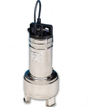 Lowara DOMO7SG/B Submersible Waste Water Pump - No Float - 230v