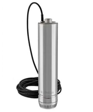 Lowara 8SC5/15/5 T L20 Scuba Submersible Pump - 400v - 3 Phase - Without Float