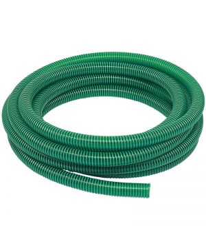 "Medium Duty Suction Hose - 1 1/4"" (per metre)"