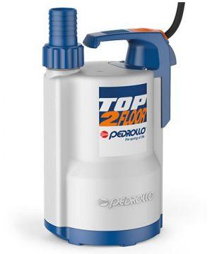 Pedrollo Top 1 Floor Residue Pump - 230v