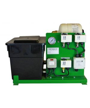G M Treble Pressurisation Unit - Advanced Spec with Fused Spur, Low & High Pressure Lockout Switches & Low Water Cut Out
