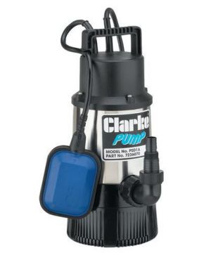 Clarke PSD1A Stainless Steel Clean Water Submersible Pump