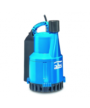 ABS Robusta 300TS manual/automatic submersible pump, 230v [Includes built in selectable float switch].