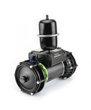 Salamander RP75TU Universal Negative Head Centrifugal Shower Pump - 2 Bar - Twin Impeller