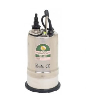 JS RSD400 Puddle/Residue Pump - 110v