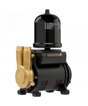 Salamander CT Force 20SU 2.0 Bar Brass Universal Single Impeller Regenerative Negative Head Shower Pump