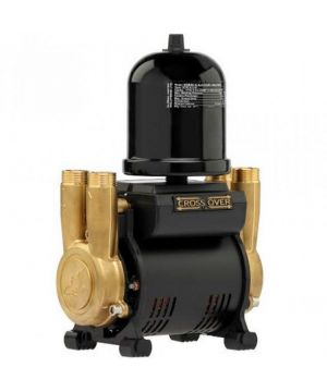 Salamander CT Force 30TU 3.0 Bar Brass Universal Twin Impeller Regenerative Negative Head Shower Pump