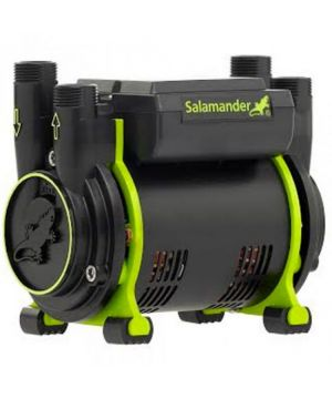 Salamander CT50+ Xtra 1.5 Bar Twin Impeller Regenerative Positive Head Shower Pump (Inlet Isolators)
