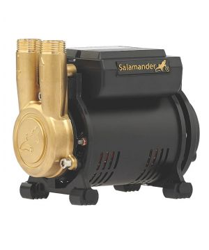 Salamander CT Force 30PS Brass Regenerative Positive Head Shower Pump - 3 Bar - Single Impeller