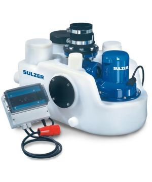 Sanimat AS40.110-S13/2-W01*4K Spare Motor for Sanimat Lifting Station