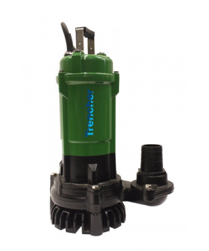 TT Pumps Trencher T400 Submersible Drainage Pump - Manual - 110v