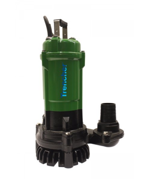 TT Pumps Trencher T1500 Submersible Pump - Manual - 230v