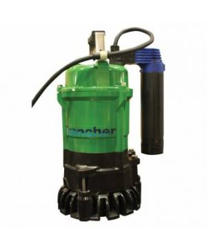 TT Pumps Trencher T400 Z Submersible Pump - Automatic - 230v