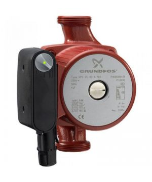 Grundfos UPS 25-80N (180) Hot Water Circulator Pump - 240v