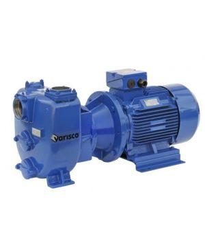 Varisco JE 3-180 Self-Priming Pump - CI SIC/SIC/NBR 7.5KW 3PH 2900RPM