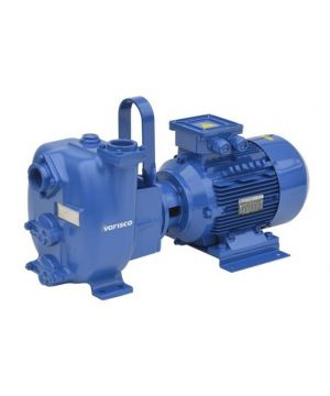 Varisco JE 1-160 G30 MT20 Self-Priming Pump - CI SIC NBR 2.2KW 3PH 2900RPM