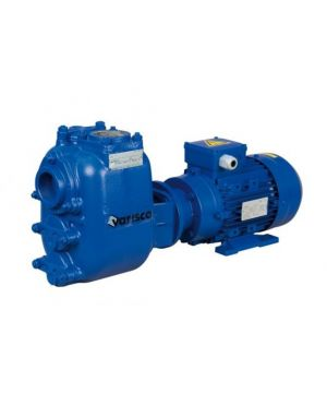 Varisco JE 2-120 J50 Self-Priming Pump - CI SIC NBR 2.2KW 1PH 2900RPM