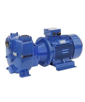 Varisco JE 3-210 J85 Self-Priming Pump - CI SIC NBR 4.0KW 3PH 1450RPM