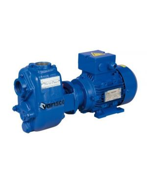 Varisco JE 1-110 Self-Priming Pump - SS SIC VITON 1.1KW 3PH 2900RPM (Replaces JONIO J40)