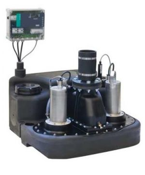 Wilo Drainlift M2-8 RV Sewage Lifting Unit - Single Phase