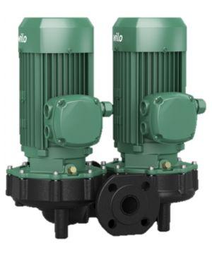 Wilo VeroTwin DPL 50/105-0.75/2 IE3 Centrifugal Pump - 0.75kW