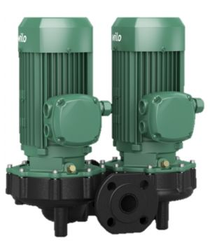 Wilo VeroTwin DPL 40/90-0.37/2 - IE2 Centrifugal Pump - 0.37kW