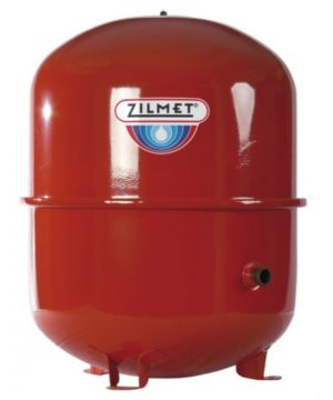 Zilmet Cal-Pro Squared Expansion Vessel - 4 Bar - 35Ltr