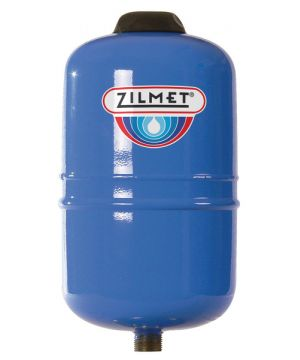 Zilmet Hydro-Pro Vertical Expansion Vessel - 10 Bar - 50Ltr