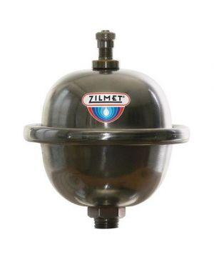 Zilmet Inox-Pro Stainless Steel Expansion Vessel - 15 Bar - 0.16Ltr