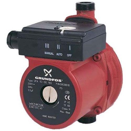 Grundfos UPA 15-90N Home Booster Pump Circulator - 240v