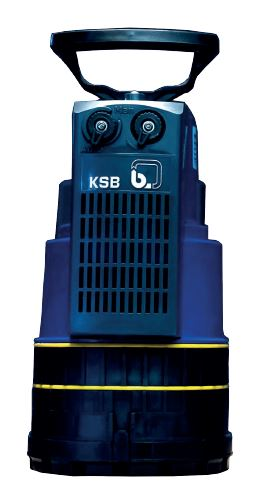 KSB AmaDrainer 303 MR Submersible Dirty Water Pump - 230v - Single Phase