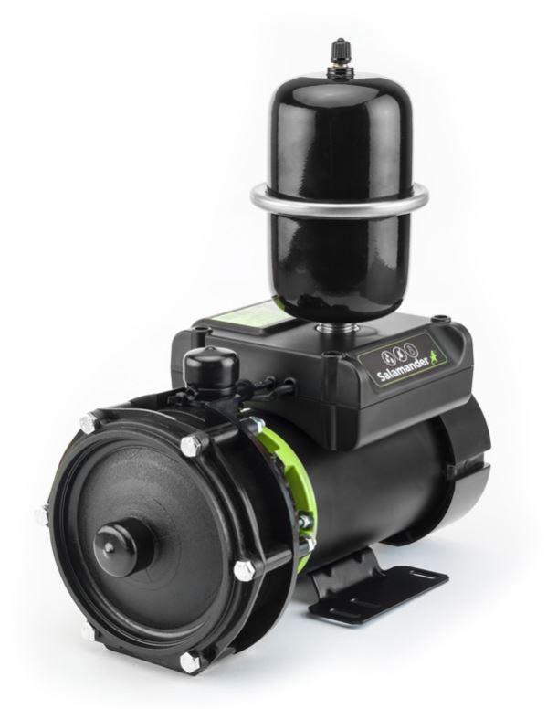 Salamander RP120SU  Negative Head Centrifugal Shower Pump - 3.6 Bar - Single Impeller