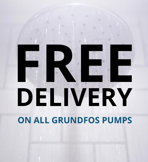 Free Delivery On All Grundfos Pumps