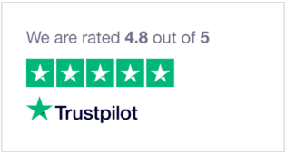 See our ratings on Trustpilot